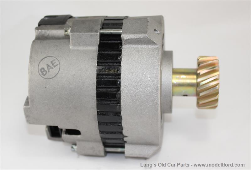 Model T Alternator  Gear Driven  12 Volt  5119alt12