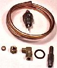 Model T 3082BOL - Outside oil line kit, complete,