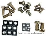 Model T Sample Kit - Interior trim screw set.