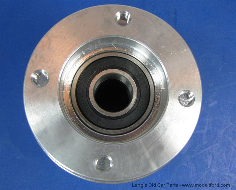 Ball Bearing Fan : Model t fan hub ball bearing pulley bbn