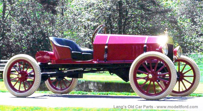 Model T Race Car Body Speedster Wooden Body Rc