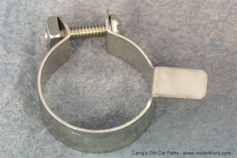 Model t manifold nut lock clamp l