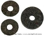 Model T 1021-39 - Felt set for Ton Truck rear axle and drive shaft.
