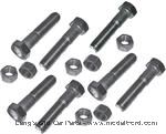 Model T 2503S - Rear axle housing bolt and nut set