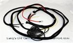 Model T Lighting wire harness, (8 wire), original style - 5041E