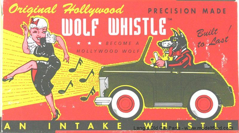 Model T Wolf Whistle Imitates The Sexy Whistle A Wolf