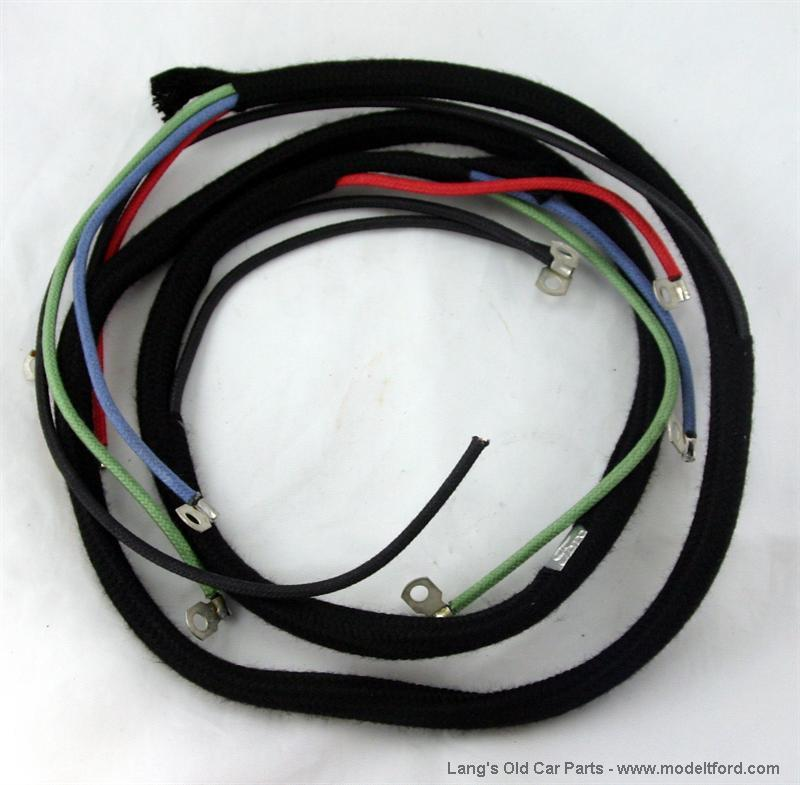 model t commutator wire harness 5 wire original style 5030 model t commutator wire harness 5 wire original style 5030