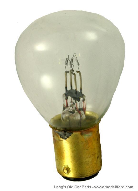 Model T Headlight Bulb  6 Volt  50