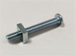 Model T Nut and bolt for generator or starter cover band - 5101MB