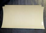 Model T Front seat back cardboard anti-rattle panel. - 8283AX