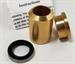 Model T Starter oil seal and bushing kit, Neoprene seal.