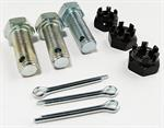 Model T Battery Carrier Mounting Bolt Set. 9 pieces. - 5150MB
