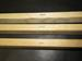 Model T Roadster top bow wood set - 7941WS1