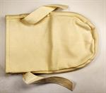 Model T Round Side View Mirror Cotton Cover - CC-RSMB