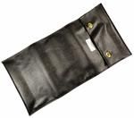 Model T Storage pouch for top boot, brass hardware - SC-TB-B