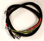 Model T Commutator wire harness, (4 wire) original style - 5031B