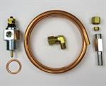 Model T Outside oil line kit, complete, - 3082BOL