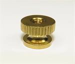 Model T Brass knurled spark plug nuts 7MM for Motor Craft and Autolite - 5201BNUT