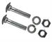 Model T TT Ton Truck bolt and nut set for Brake rod support