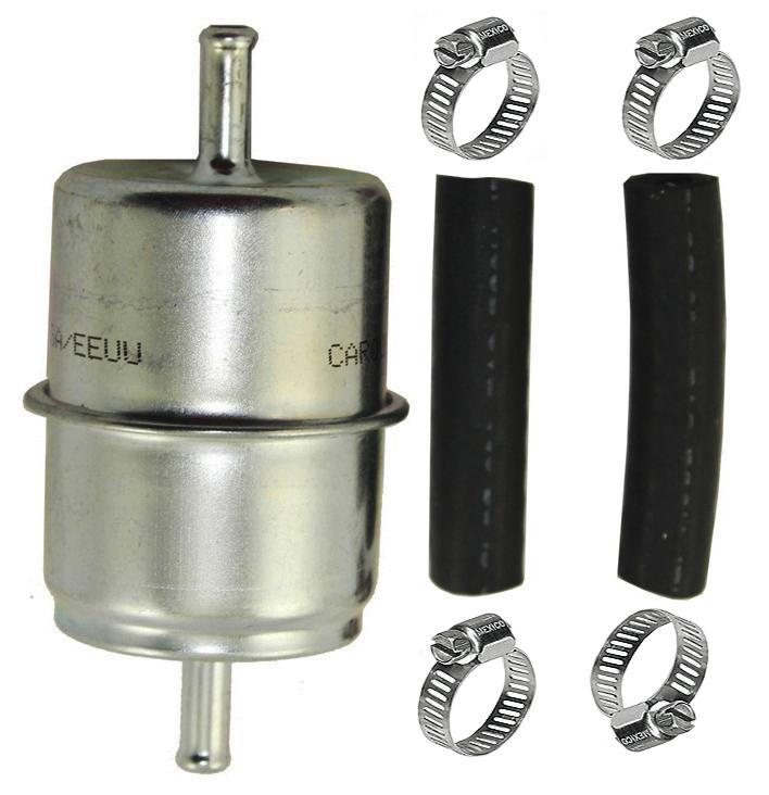 fuel filter kit, in line mount Jeep Fuel Filter