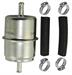 Model T Fuel filter kit, in line mount