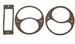 Model T Stoplight gasket set