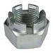 Model T Nut for Wishbone, (Front radius rod castle nut)
