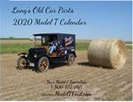 Model T 2020 Lang's Old Car Parts Calendar - 2020CALENDAR
