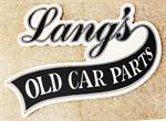 Model T Lang's Old Car Parts Logo Sticker - STICKER
