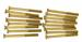 Model T Magneto clamping screws, brass, (Use with reproduction 3268 only) set of 16