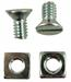 Model T Radiator shell mounting bolt set